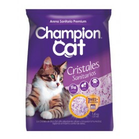 Champion Cat Cristales Sanitarios 1.6 kg