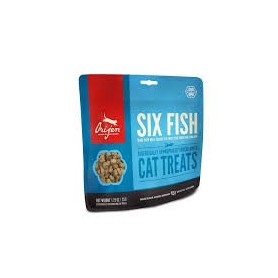 Golosina Orijen Six Fish Cat Treats