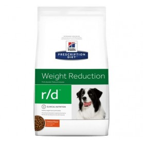 Hills Canine Prescription Diet R/D 7,98Kg. (RD)