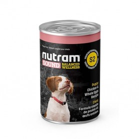 Nutram Sound Puppy Canned 369grs