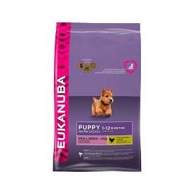 Eukanuba Puppy Small Breed 2.3Kg.