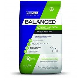 Balanced Perro Control de Peso All Ages 20 kg