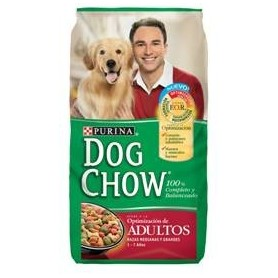 Dog Chow FOR Adulto Raza Med/Gde 21 KG