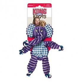 Juguete Kong Floppy Knots Elephant S/M