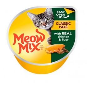Alimento Humedo Meow Pollo