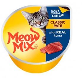 Alimento Humedo Meow Atun