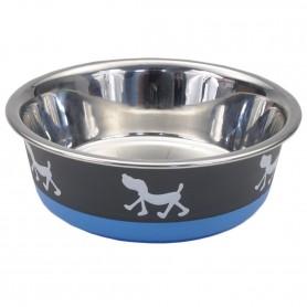 Plato Coastal Maslow Pup Azul 384Ml