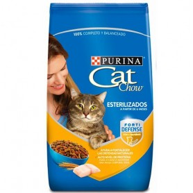 Cat Chow Esterilizados Defense Plus 15 kg