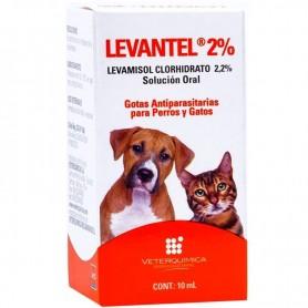 Antiparasitario Levantel Gotas Perro y Gato