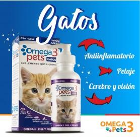Omega pets Gato 125ml