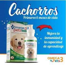 Omega Pet Cachorro Sabor Leche