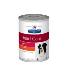 Alimento Humedo Hills Canine Prescription H/D 370G (HD)