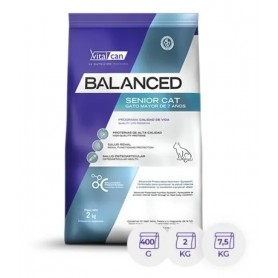 Vitalcan Balanced Gato Senior 2 kg