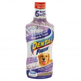 Dental Fresh Placa y Sarro para perro 503ml