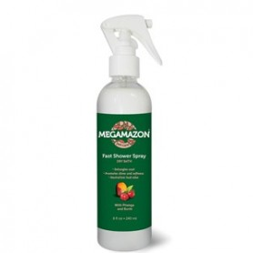 Shampo Rapido Spray en Seco Megamazon