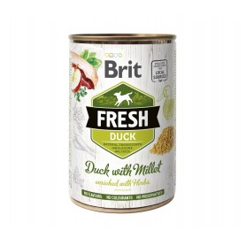 Lata Brit Fresh Pato con...