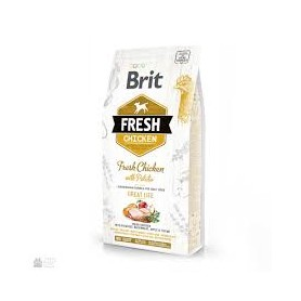 Brit Fresh Chicken with Potato Adult Great Life 2.5 kg