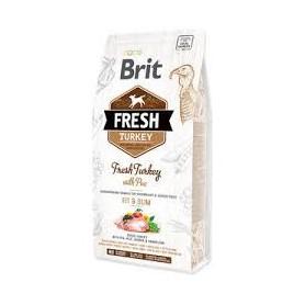 Brit Fresh Turkey with Pea Adult Fit & Slim 2.5 kg