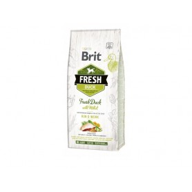 Brit Fresh Duck With Millet Active 2.5 kg