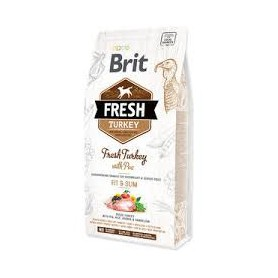 Brit Fresh Turkey with Pea Adult Fit & Slim 2.5 kg