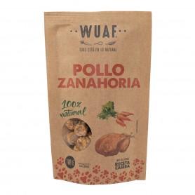 Wuaf Snack Pollo Zanahoria 100grs