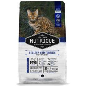 Nutrique Young Adult Cat - Healthy Maintenance 2kg