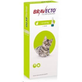 Bravecto Gato 1.2 a 2.8 kg