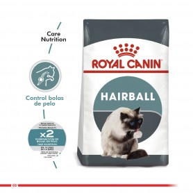 Royal Canin Indoor Intense Hairball 34 2Kg