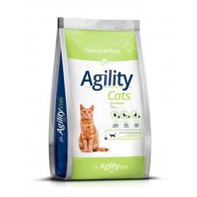 Alimento Agility Cats Premium Control de Peso 10 kg