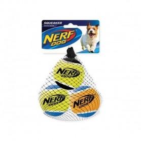 Set Pelota Nerf Dog Tennis 3 unidades M