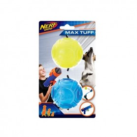 Juguete Nerf Pelotas Max Tuff