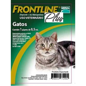Frontline Plus Pipeta para Gatos
