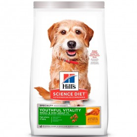 Hills Perros Youthful Vitality Perros 1.58kg