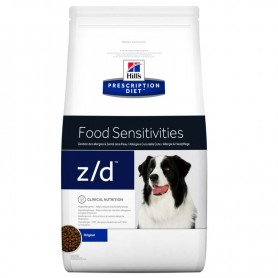 Hills Canine Prescription Z/D Ultra Allergie 3.6Kg (ZD)