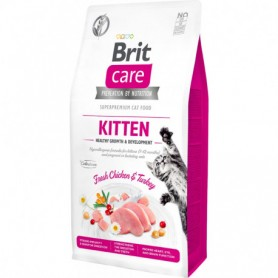 Brit Care Grain Free Kitten Healthy Growth 2kg