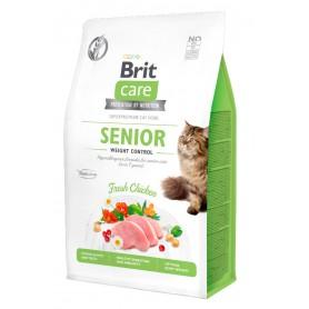 Brit Care Grain Free Senior Weigth Control 7 kg