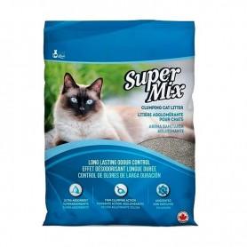 Arena CatLove Super Mix Aglutinante Accion Antiolores para Gatos 3 kg