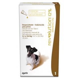 Revolution 12% Perros de 5 a 10 kg