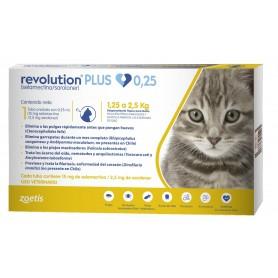 Revolution Plus Hasta 2.5 kg