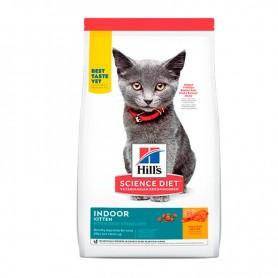 Hills feline Indoor Kitten...