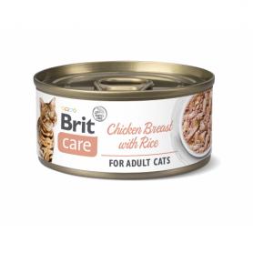 Brit Care Lata Gato Pollo y...