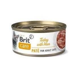 Brit Care Lata Gato Pavo y...