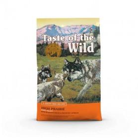 Taste of the Wild - Praire Puppy Bisonte 12.2kg