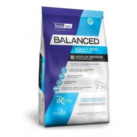 VitalCan Balanced Perro Adulto Raza Mediana 12 kg
