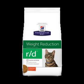 Hills Feline Prescription Diet R/D 3.85Kg.
