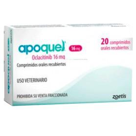 Apoquel 16 mg x 20 comprimidos