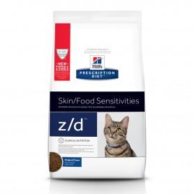 Hills Feline Prescription Diet Z/D 1.8Kg. Allergen (ZD)
