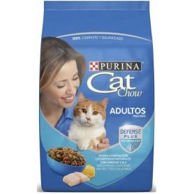 Cat Chow Pescado y Mariscos 8 KG