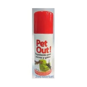 PET OUT REPELENTE PERROGATO 160ML