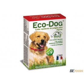 Collar repelente pulgas Eco-Dog